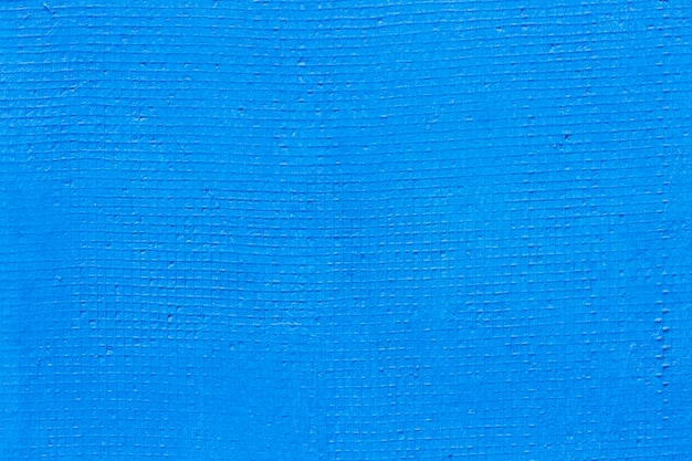 Simplistic blue painted wall texture