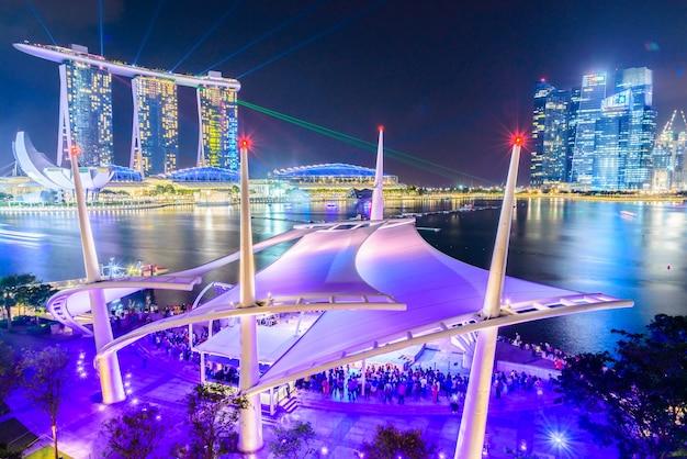 Singapore architecture cityscape city skyline