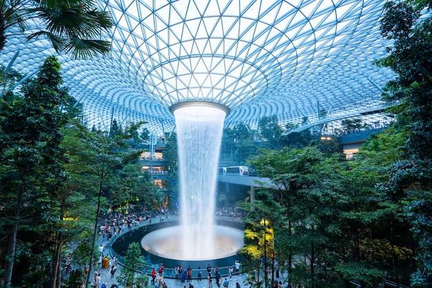 Сингапур аэропорт чанги