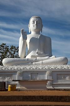 Сидящий образ будхи