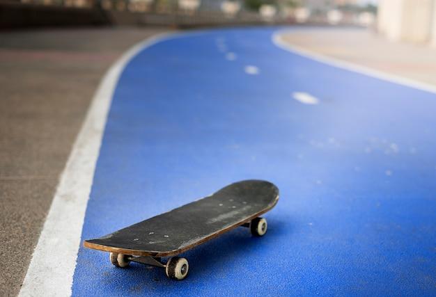 スケートスケートボードアクティビティエクストリームスポーツのコンセプト