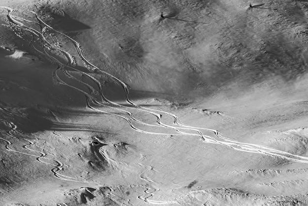 Лыжные трассы, ле тур, шамони