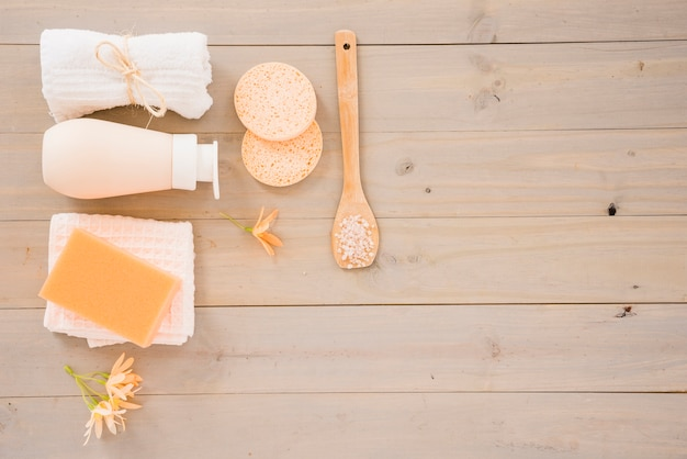 Skin care products for cleaning