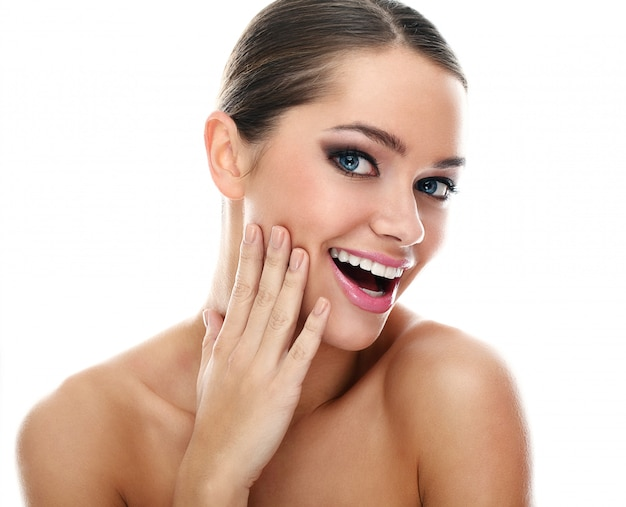 Skin care treatment and makeup