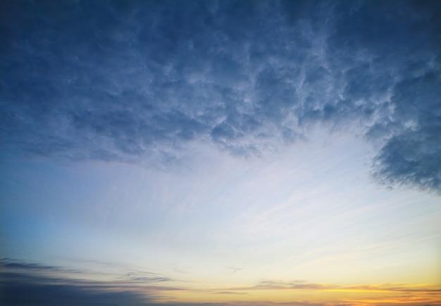하늘 배경