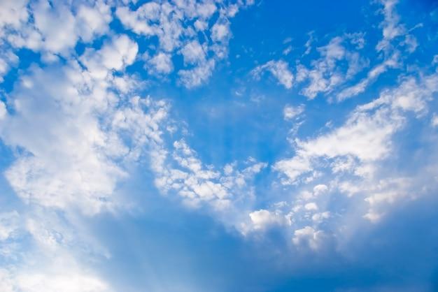 Небо. cloudscape
