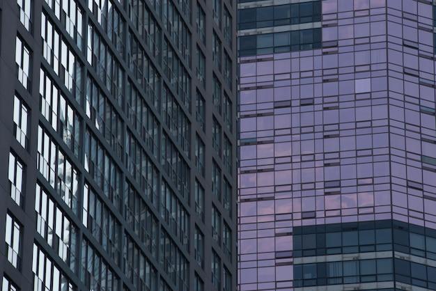 스카이 라인 architectura와 토론토 캐나다에서 건물