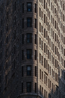 Скайлайн здание сансет флэтайрон