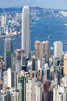 Гонконг skyline
