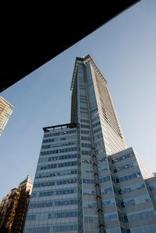 ダウンタウン、バンクーバー、ブリティッシュコロンビア州、カナダの超高層ビル