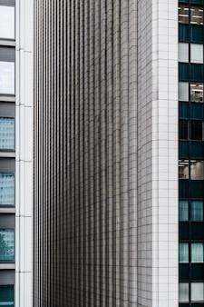 Современные офисные здания небоскреб в городе