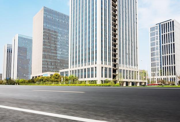 Grattacieli nel centro della città