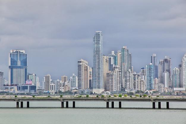 Небоскребы в пунта пайтилья панама-сити