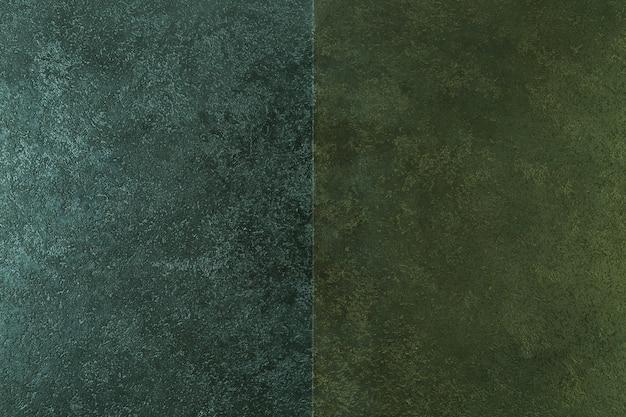 2色の粗い表面のスレート