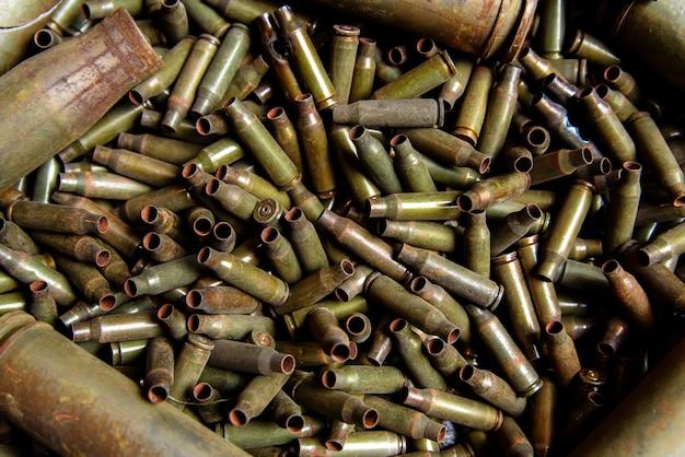Рукава от пулемета и крупнокалиберного пулемета