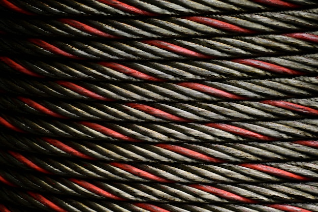 Sling or cable steel wire - pattern