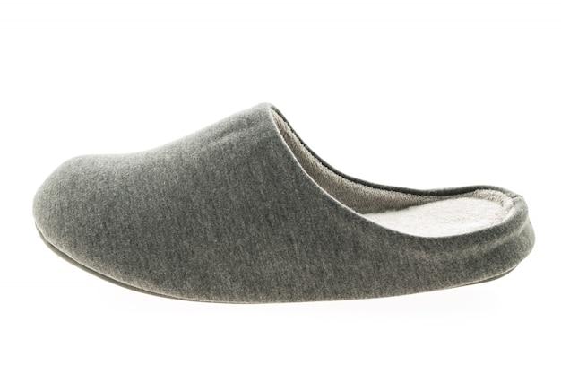 가정에서 사용하기위한 슬리퍼 또는 신발
