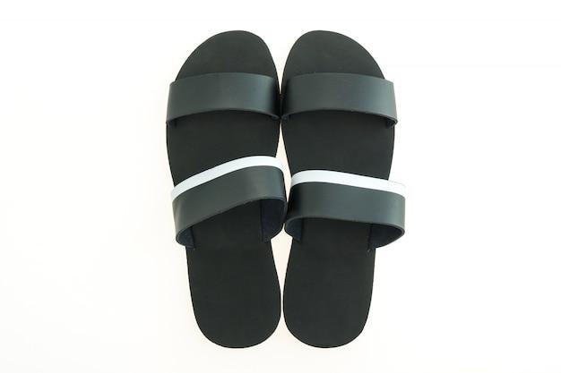 Slipper sandal objects sole sandals