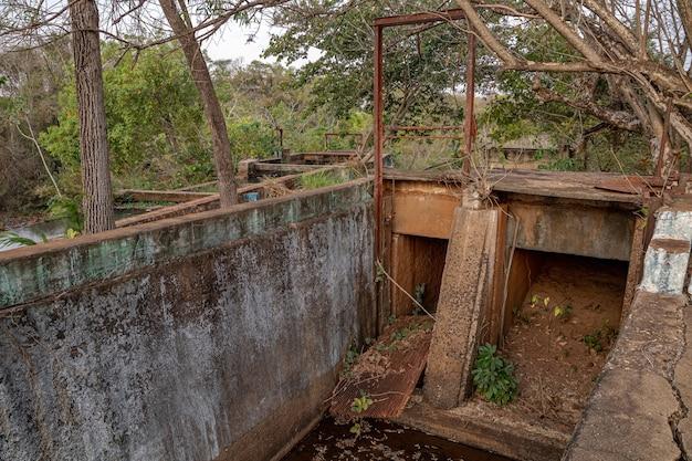 수로의 수문
