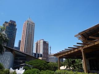 Sm city annex, landscape