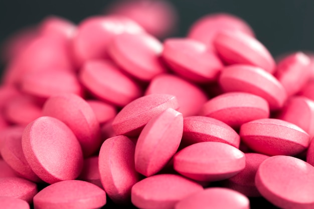 A small amount of antibacterial drugs to treat diseases caused by bacterial infections