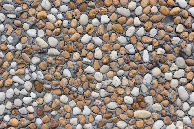 Small gravel texture