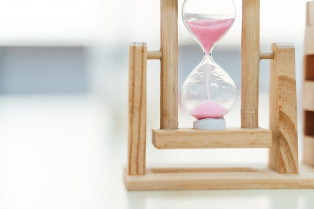 Small minute sand hourglass timer