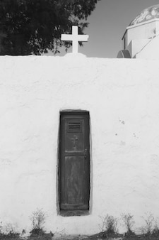 교회로 통하는 작고 좁은 문