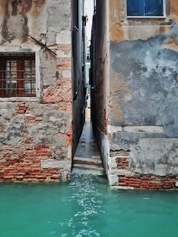ヴェネツィアの小さな道