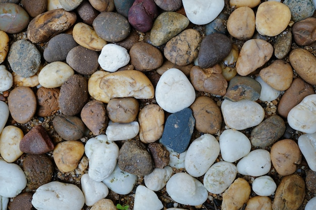Small stone texture background