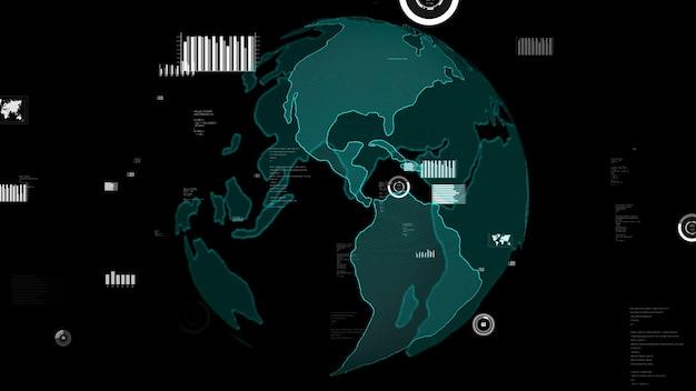 Интеллектуальный визуализатор технологии анализа бизнес-данных