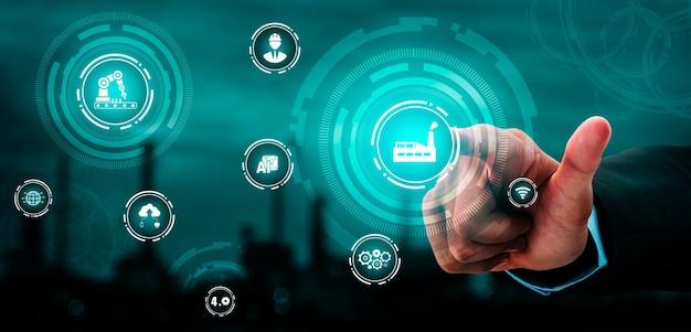 第4次産業革命のためのスマートファクトリー