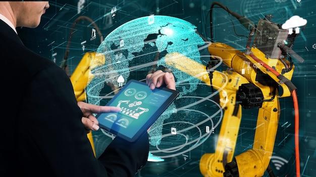 Модернизация интеллектуального промышленного робота-манипулятора для технологии цифрового производства