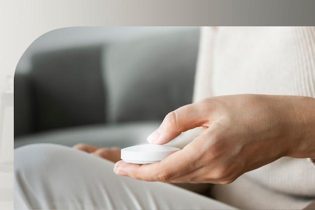 Altoparlante intelligente per tecnologia innovativa di controllo della casa