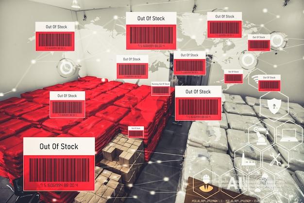 Умная система управления складом с использованием технологии дополненной реальности