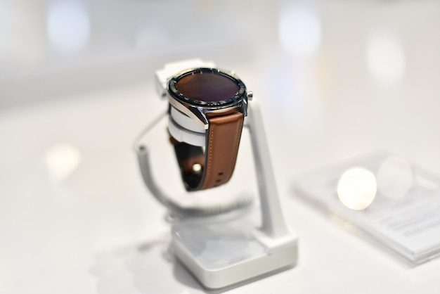 Smart watch in the store