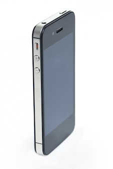 Smartphone close-up