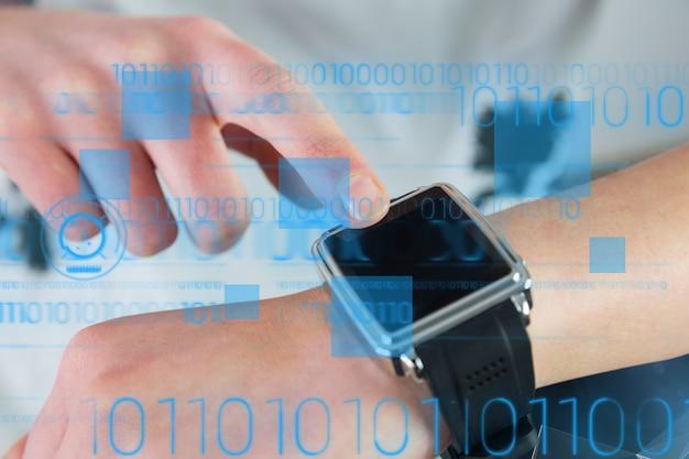 Smartwatch con la realtà aumentata