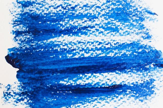 青い塗料の塗りつぶし