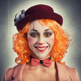 Smile clown