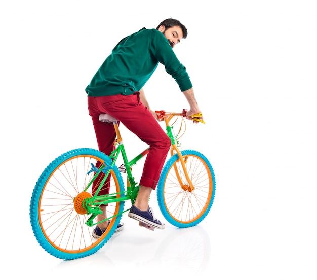 Улыбка здоровье колесо современный взрослый