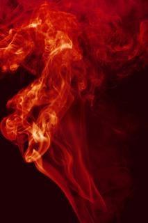 Smoke  background  color  aromatherapy  aroma