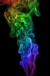 Smoke  background  smell  abstract
