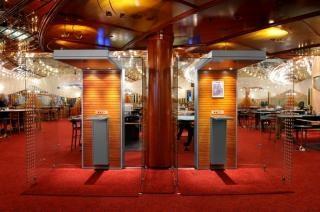 Smoke cabins in casinos