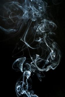 Дымовое облако. текстура тумана