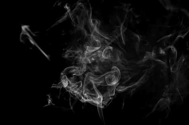 Дым на черном