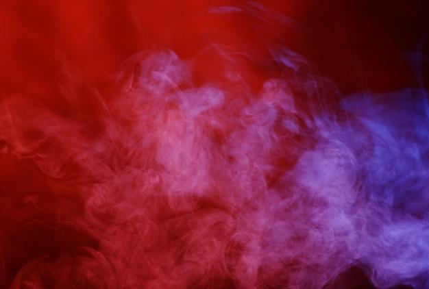 Дымный фон