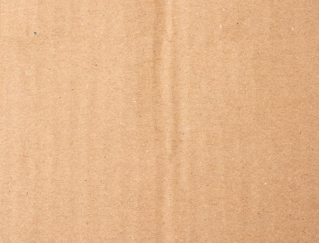 부드러운 갈색 골판지, 풀 프레임