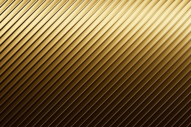 Гладкий золотой текстурированный фон материала