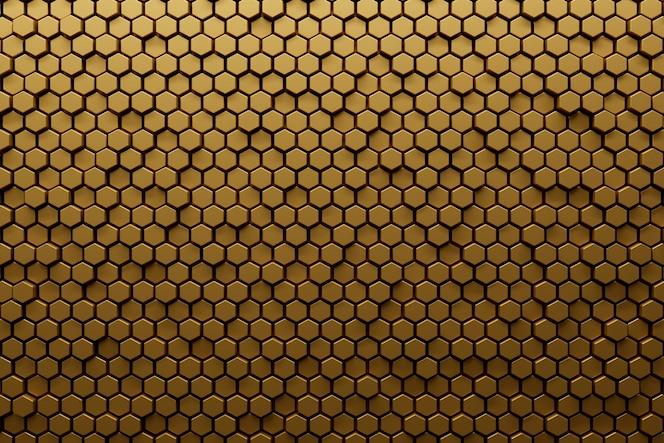Гладкий золотой текстурированный материал
